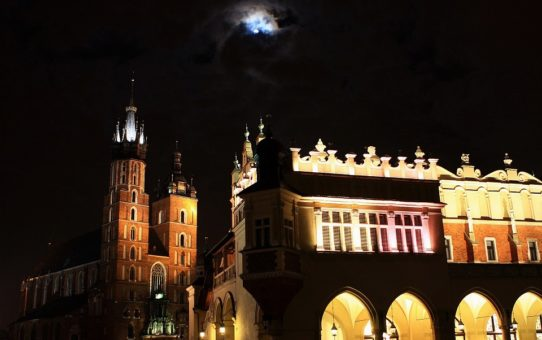 Noclegi w stolicy Małopolski
