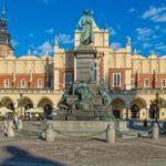Widok na krakowski rynek - Grupa Hoteli WAM