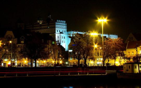 Imprezowy wieczór w Szczecinie