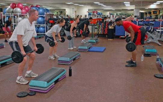 Bodypump, czyli w grupie ćwiczy się raźniej