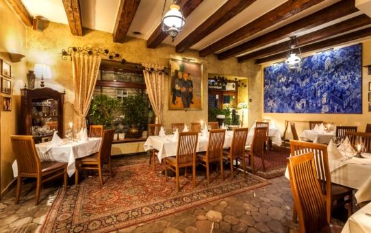 Restauracja Pod Baranem - doskonała także dla osób na diecie bezglutenowej