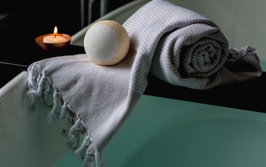 Aromatyczne spa w domowym zaciszu