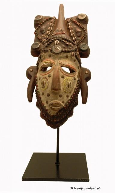 Maska afrykańska