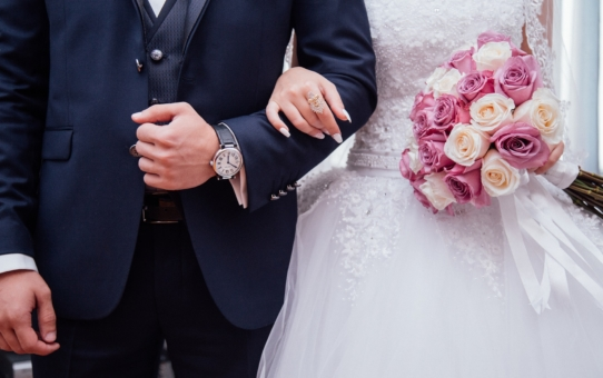 Kilka rzeczy, o których musisz pamiętać organizując ślub