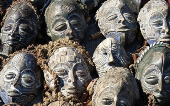 Maski afrykańskie i ich znaczenie