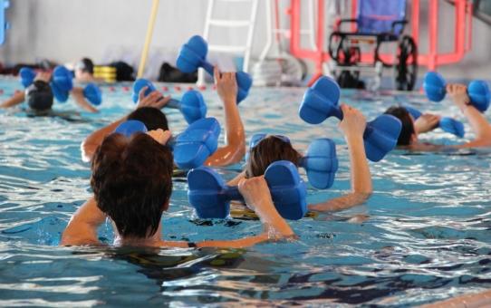 Korzyści płynące z rehabilitacji w wodzie
