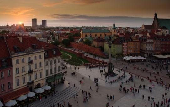 Warszawa - co warto zwiedzić w stolicy Polski?